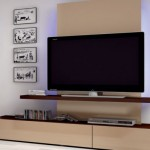 Led Tv Wall Mount Cabinet Design Awesome Tv Wall Cabinet Design Ideas   Home Decorating Ideas  - HOUSE DESIGN AND PLANS